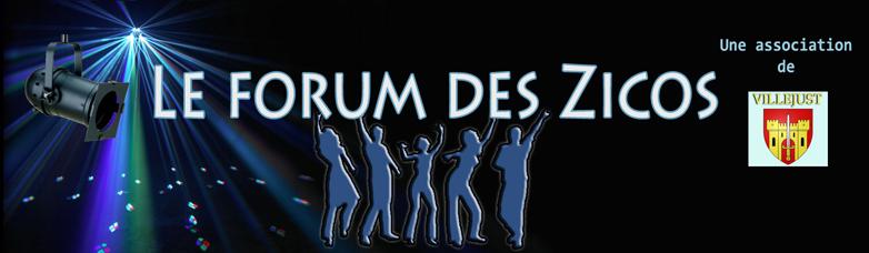 Le site des Zicos - Le forum